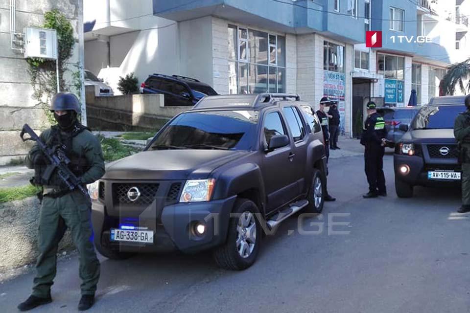 Arrest in Batumi after police seize heroin worth $2m