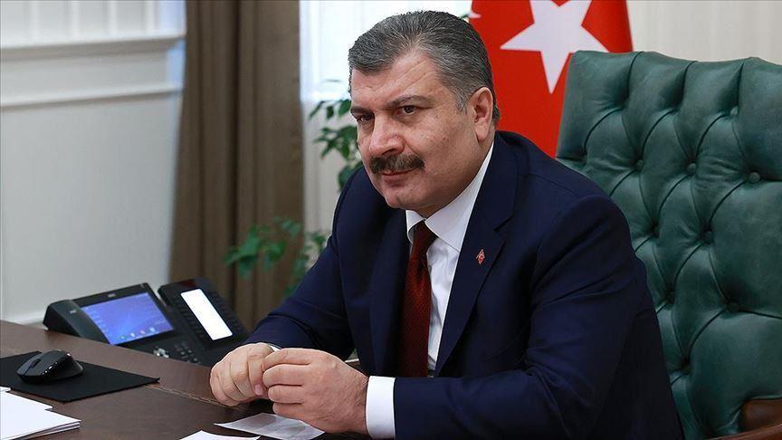Turkey records decrease in COVID-19 cases