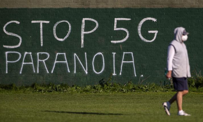 5G-ის შესახებ შეთქმულების თეორიის მომხრეებმა ევროპის ქვეყნებში სატელეკომუნიკაციო ინფრასტრუქტურაზე თავდასხმები მოაწყვეს