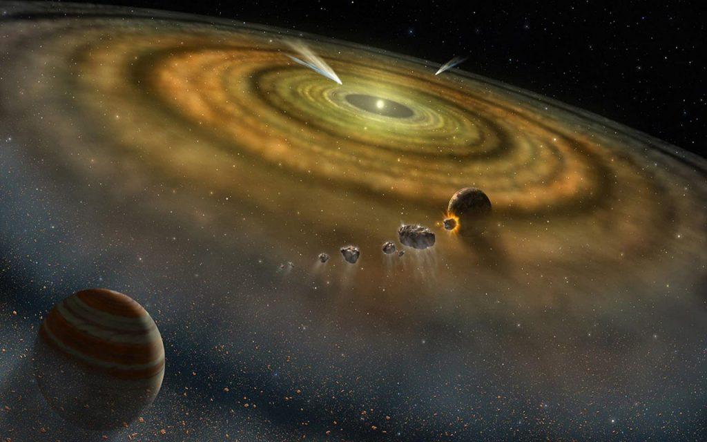 ასტრონომებმა ვარსკვლავთშორისი წარმოშობის კიდევ 19 ასტეროიდი გამოავლინეს