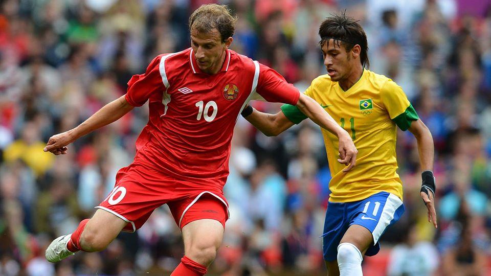 ბრაზილიელ ვეტერანს ბელარუსის ნაკრებში დაბრუნება და ევრო2020-ზე საქართველოს წინააღმდეგ თამაში სურს
