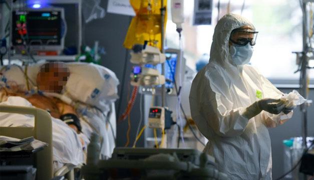 ესპანეთში კორონავირუსის 25 595 ახალი შემთხვევა გამოვლინდა, გარდაიცვალა 239 ადამიანი