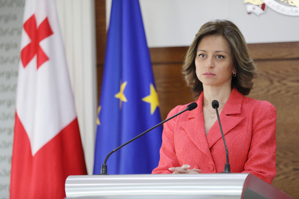 Ekaterine Tikaradze urged citizens to follow the rules and recommendations
