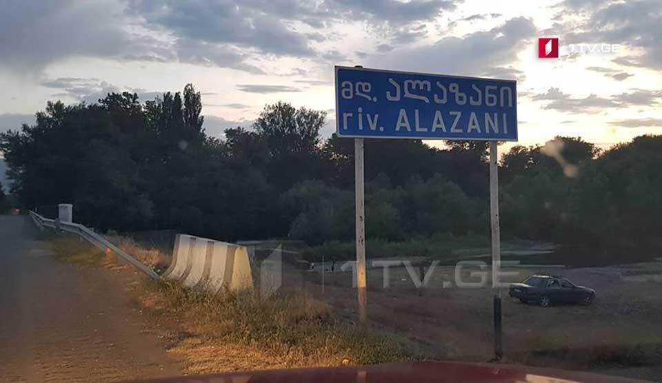 თელავის მუნიციპალიტეტში მცხოვრები 80 წლის მამაკაცის ცხედარი მაშველებმა მდინარე ალაზანში იპოვეს