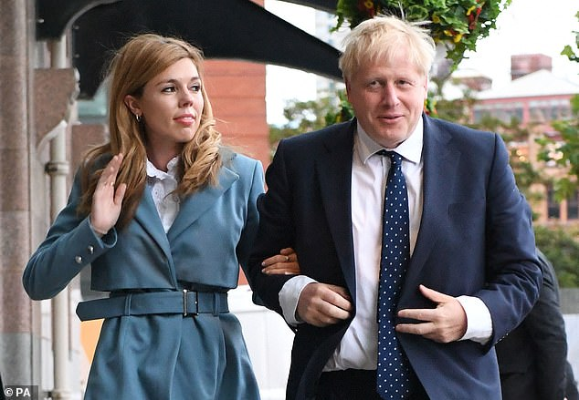 Boris Consonun uşağı oldu