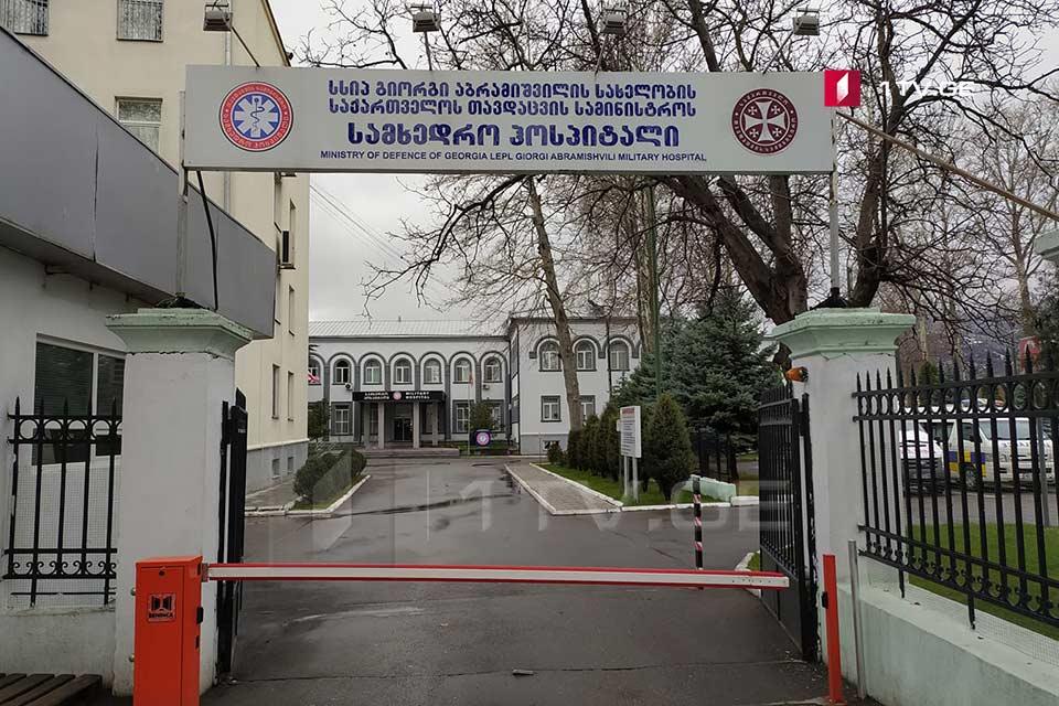 Коронавирус подтвердился у санитара военного госпиталя Гори