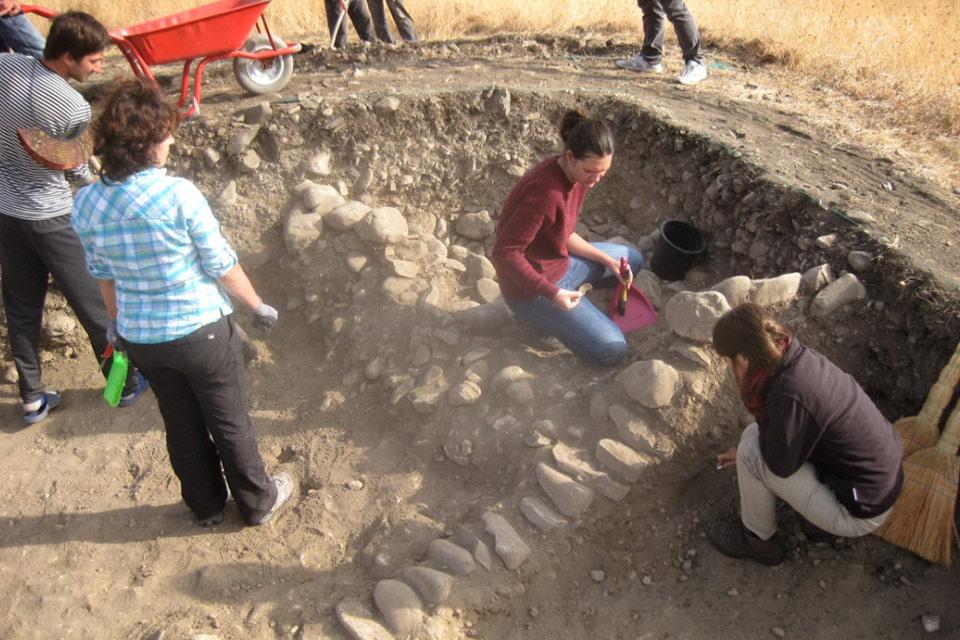 #დარჩისახლში - ქართულ-გერმანული ექსპედიციის უნიკალური არქეოლოგიური აღმოჩენები