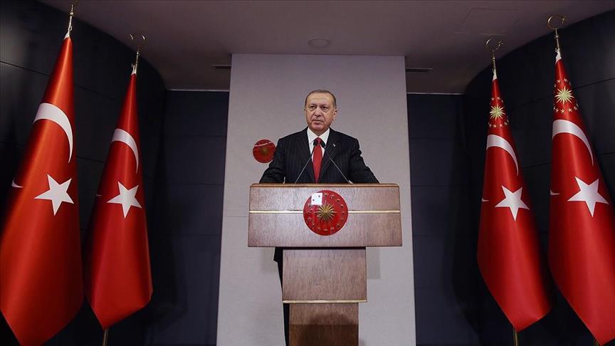 რეჯეფ თაიფ ერდოღანი - ტრანსანატოლიური მილსადენი არის თურქეთს, აზერბაიჯანსა და საქართველოს შორის ხანგრძლივი ნდობისა და მეგობრობის მაგალითი