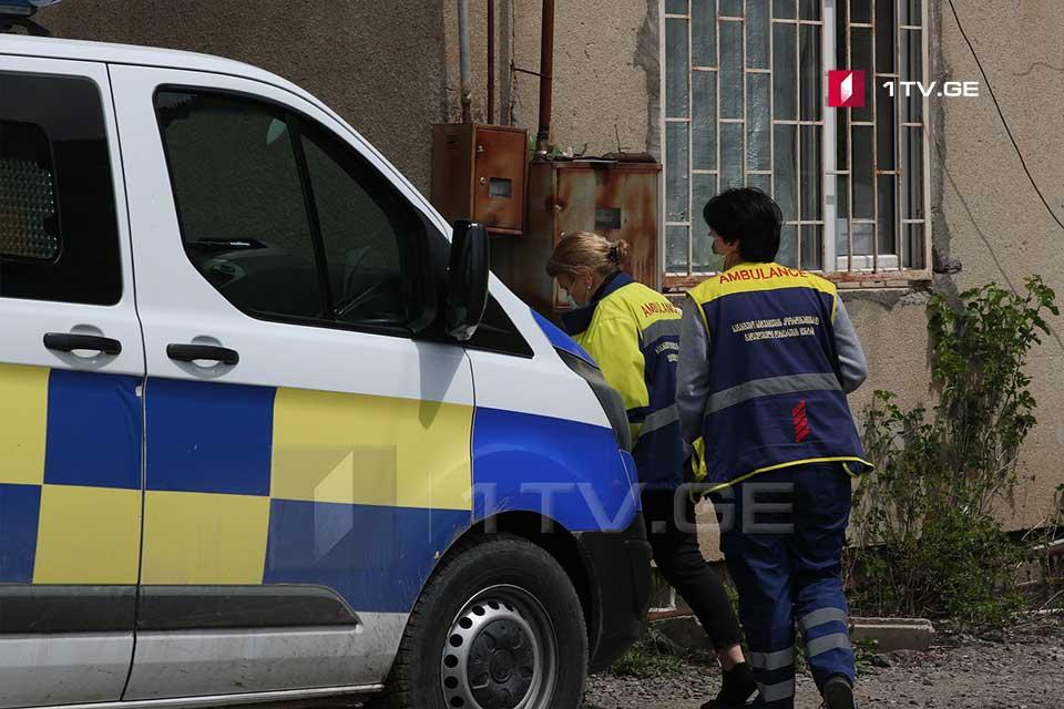 В Марнеули коронавирус подтвердился у восьми сотрудников Службы скорой помощи
