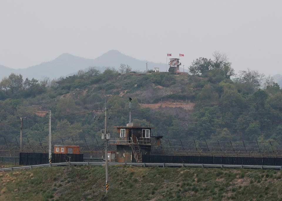 სამხრეთ და ჩრდილოეთ კორეის საზღვარზე ცეცხლი გახსნეს, ინციდენტის შედეგად არავინ დაშავებულა
