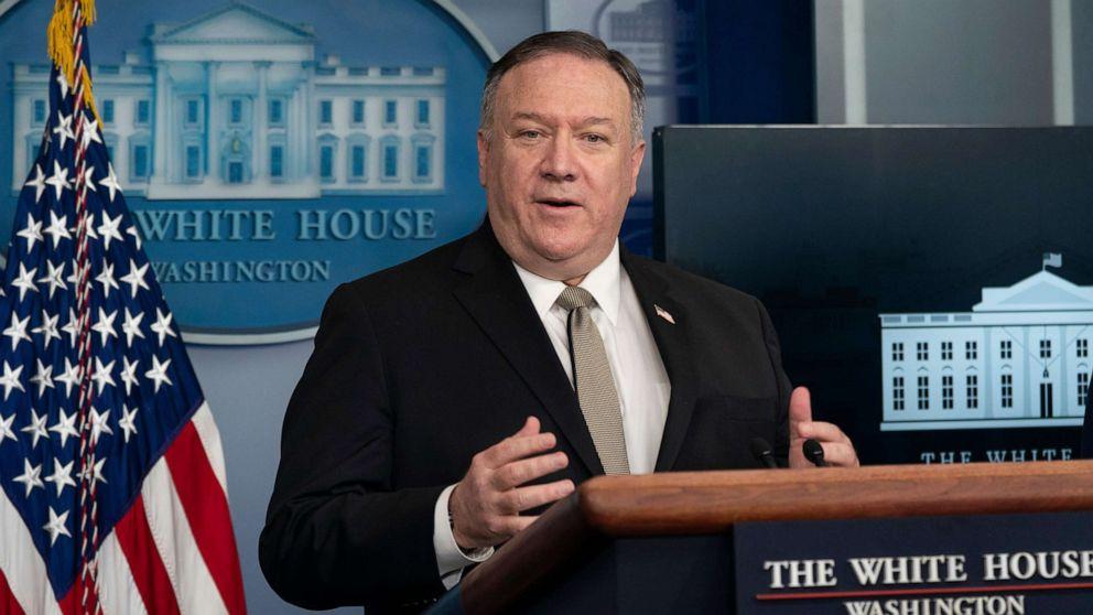 აშშ-ის სახელმწიფო დეპარტამენტი აზერბაიჯანისა და სომხეთის საგარეო საქმეთა მინისტრებთან მაიკ პომპეოს შეხვედრების შესახებ განცხადებას ავრცელებს