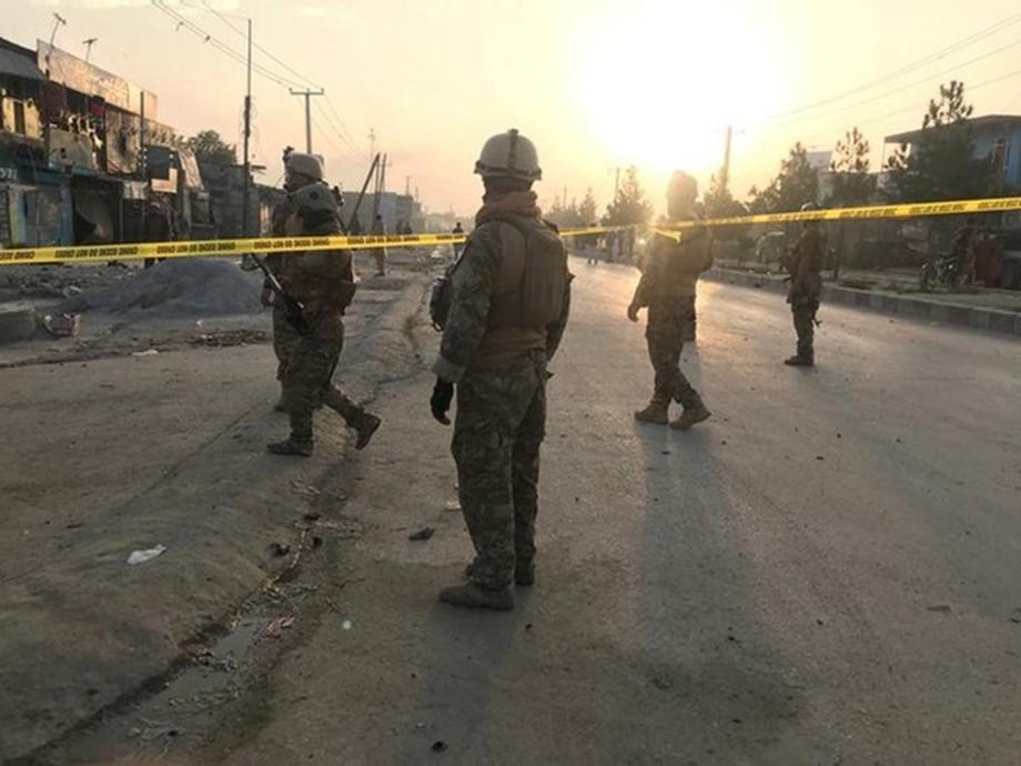 """""""თალიბანმა"""" ავღანეთში სამხედრო ცენტრზე შეტევა განახორციელა"""