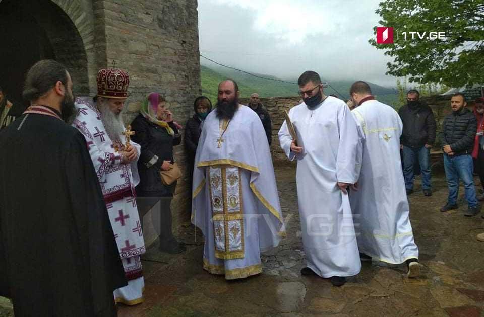 მეუფე ანდრია - ვწუხვარ, რომ ამ დღეების განმავლობაში ვხედავდით ეკლესიის წევრების სტიგმატიზაციის მცდელობას