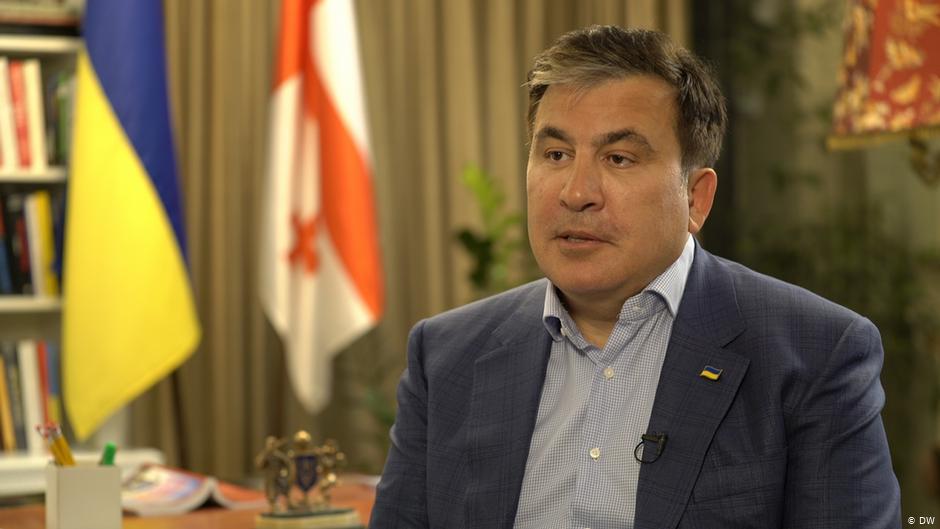 Михаил Саакашвили говорит, что будет работать в Национальном совете реформ Украины