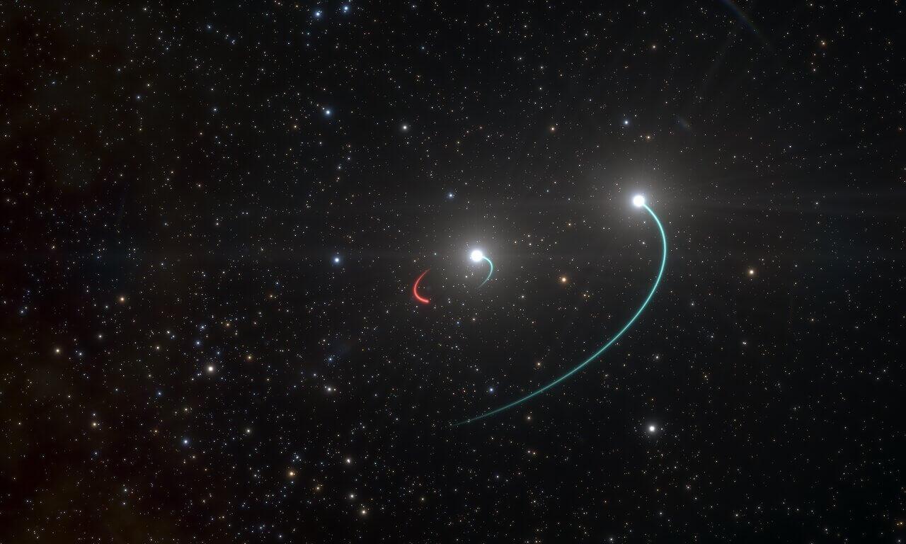 აღმოჩენილია დედამიწასთან ყველაზე ახლომდებარე შავი ხვრელი