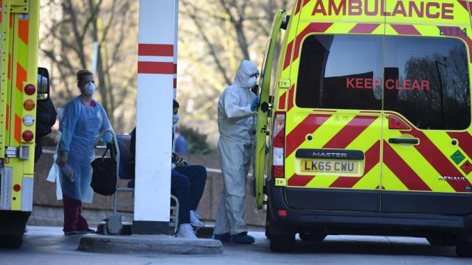 გასულ კვირაში მსოფლიო მასშტაბით კორონავირუსით გარდაცვალების ყველაზე მაღალი მაჩვენებელი ბრიტანეთში დაფიქსირდა