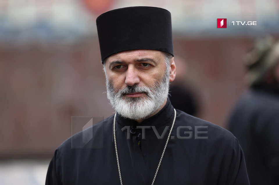 Georgian Patriarch tests COVID-negative