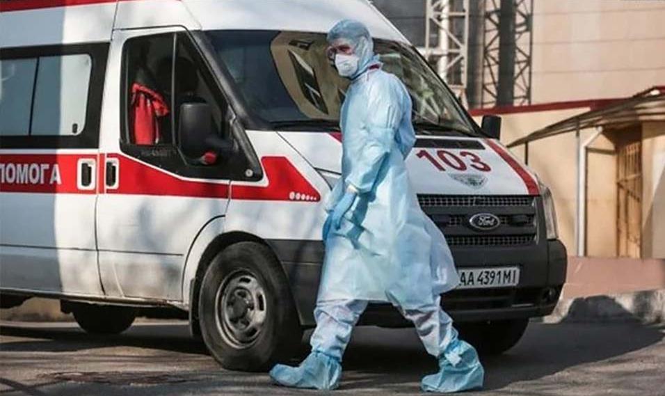 В Украине из 522 новых случаев коронавируса инфицированы 110 медработников и 30 детей