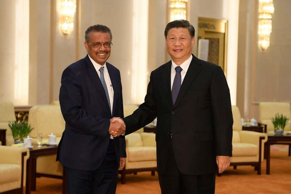 """""""შპიგელი"""" - ჩინეთის პრეზიდენტმა ჯანდაცვის მსოფლიო ორგანიზაციის ხელმძღვანელს სთხოვა, რომ კორონავირუსის ადამიანიდან ადამიანზე გადაცემის ინფორმაცია დაემალა"""