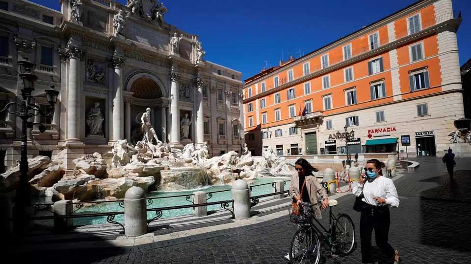 იტალიაში ბოლო 24 საათში კორონავირუსის 300 ახალი შემთხვევა გამოვლინდა