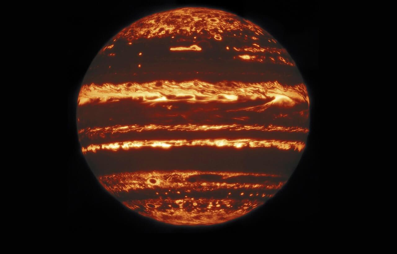 იუპიტერის მაღალი ხარისხის ფოტოებმა პლანეტის ბობოქარი შტორმების საიდუმლოს ფარდა ახადა