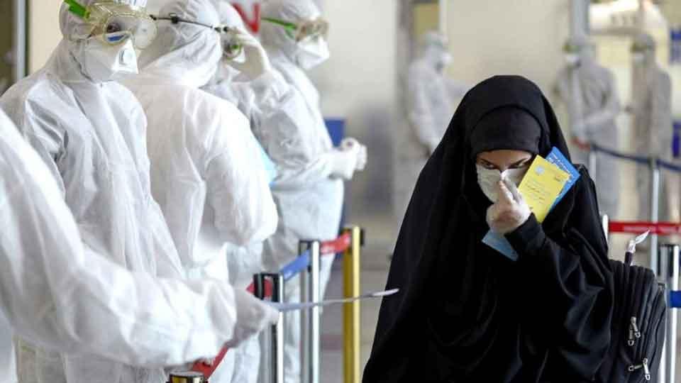 ირანში კორონავირუსის 13 402 ახალი შემთხვევა დაფიქსირდა