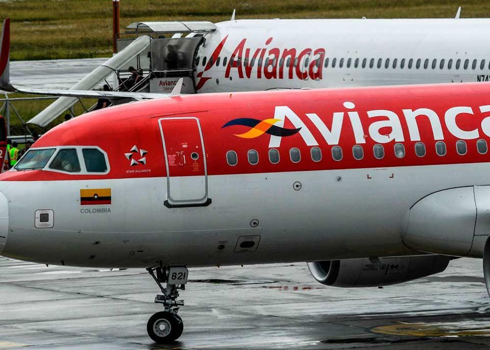 """მსოფლიოში ერთ-ერთმა უძველესმა ავიაკომპანია """"ავიანკამ"""" კორონავირუსის ეპიდემიის გამო თავი გაკოტრებულად გამოაცხადა"""