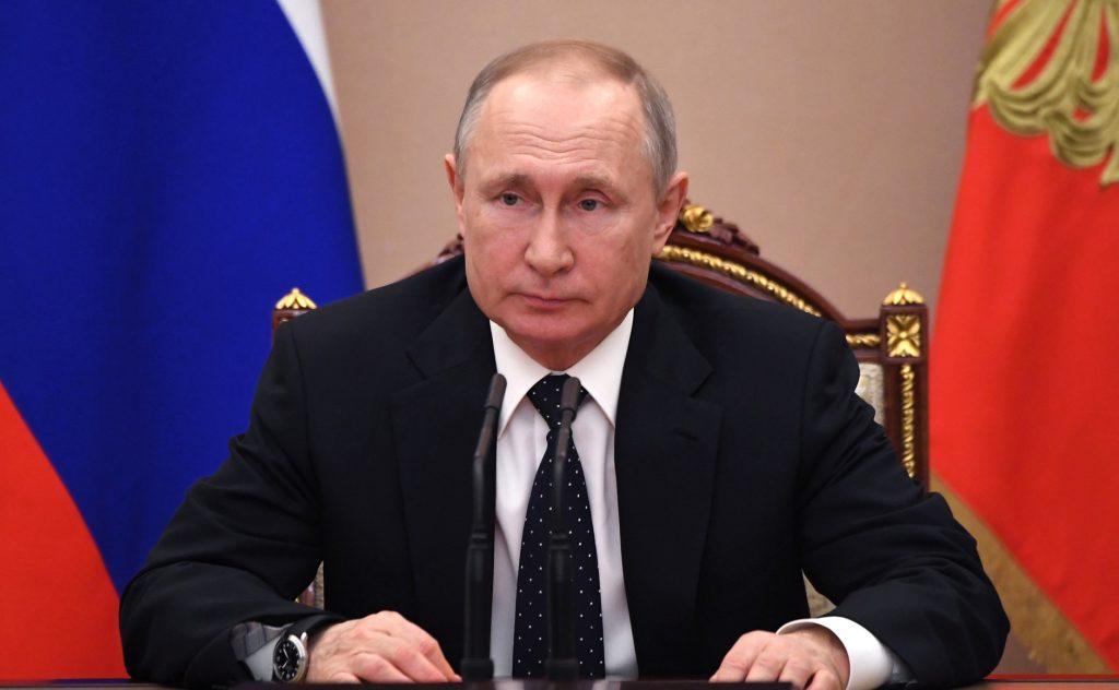 ვლადიმერ პუტინის განცხადებით, კორონავირუსისგამო დაწესებული არასამუშაო დღეები რუსეთში 12 მაისს დასრულდება