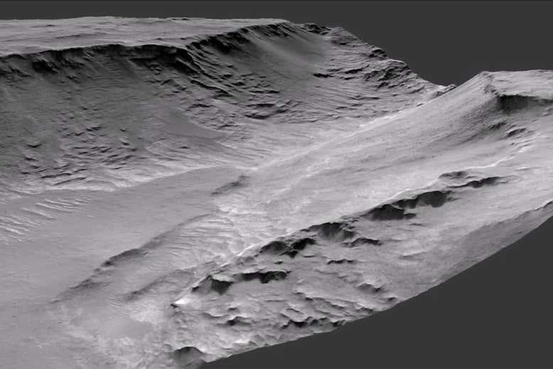 მარსზე აღმოჩენილია მდინარის კვალი, რომელიც სავარაუდოდ 100 000 წლის განმავლობაში მიედინებოდა
