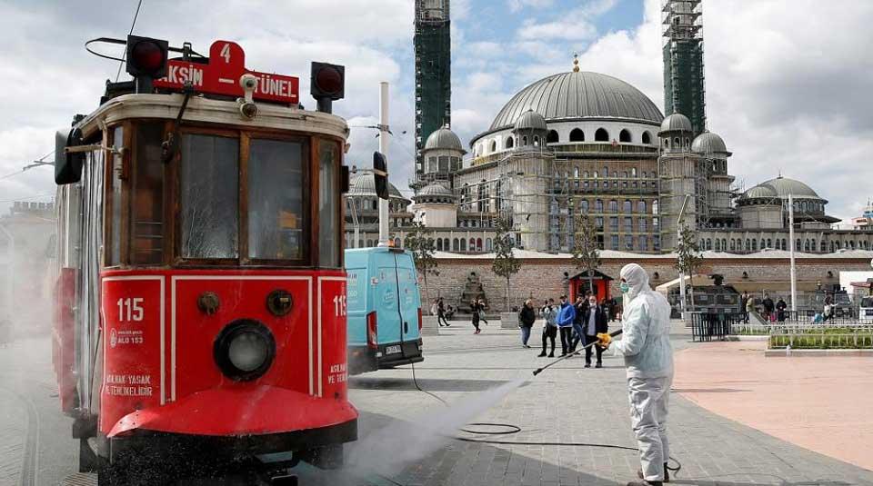 თურქეთში ბოლო 24 საათში კორონავირუსის 1000-მდე ახალი შემთხვევა გამოვლინდა