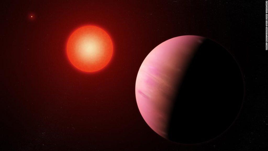 მზის მსგავს ვარსკვლავთან იუპიტერზე სამჯერ მასიური პლანეტა აღმოაჩინეს