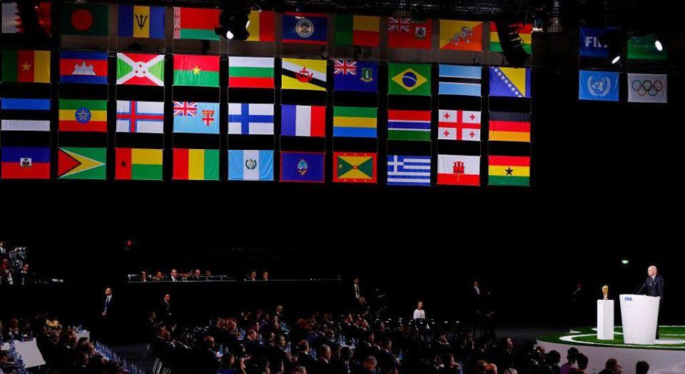 ფიფას საიუბილეო კონგრესი ვიდეოკონფერენციის ფორმატში გაიმართება