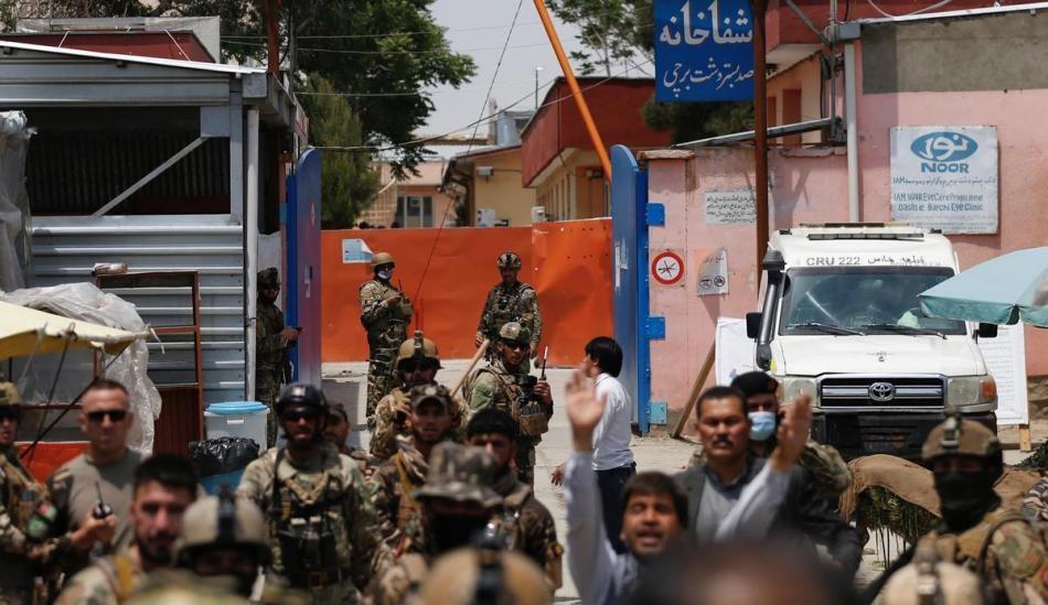 ავღანეთში საავადმყოფოზე თავდასხმის შედეგად ახალშობილები დაიღუპნენ