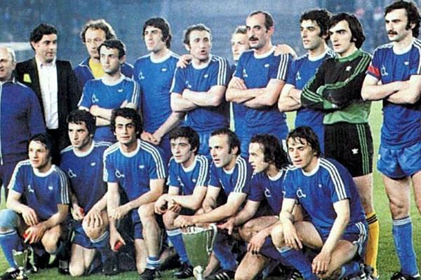 39 տարի մեծ հաղթանակից - 1981 թվականի մայիսի 13-ին Թբիլիսիի «Դինամոն» նվաճել է Եվրոպական գավաթ