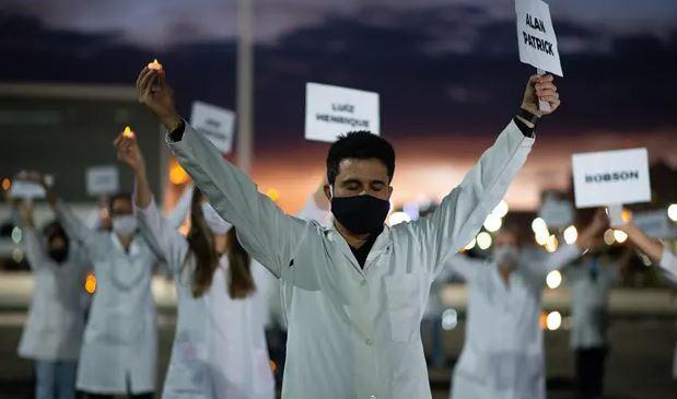 ბრაზილიასა და მექსიკაში კორონავირუსის შედეგად გარდაცვლილთა რიცხვი იზრდება