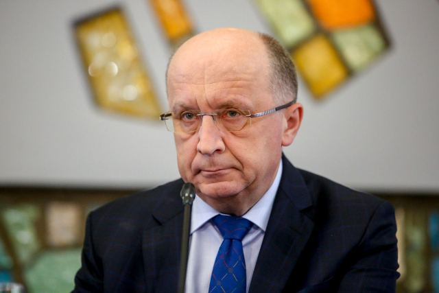 Андрюс Кубилюс - Надеюсь, что Грузия движется вперед