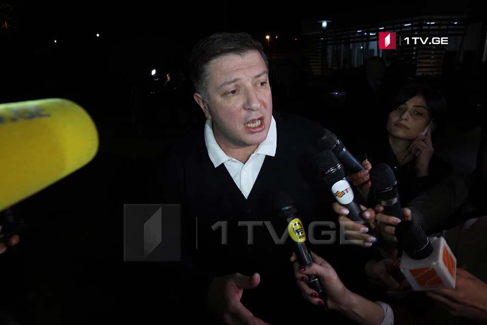 Гиги Угулава и Ираклий Окруашвили вышли на свободу