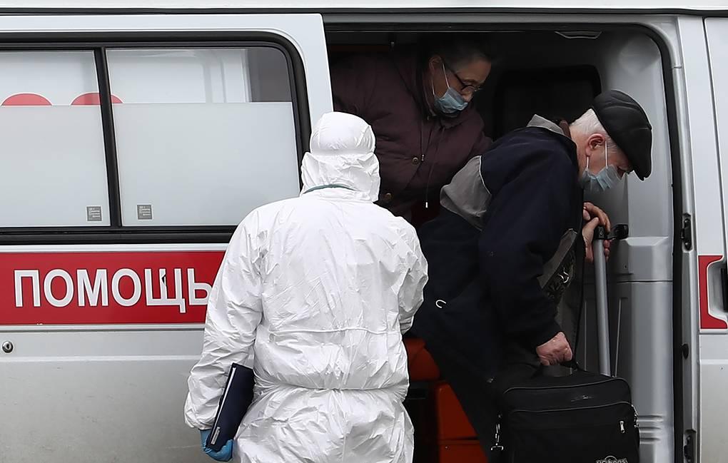 რუსეთში ბოლო დღე-ღამის განმავლობაში კორონავირუსი 8 894 ადამიანს დაუდასტურდა