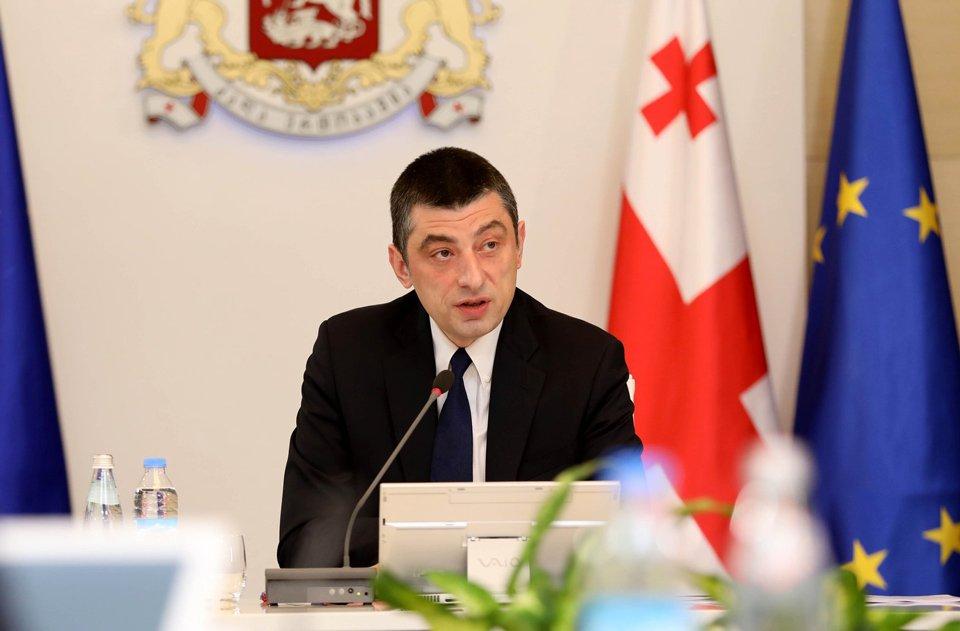 Георгий Гахария - Высокая ответственность наших граждан, быстрые действия правительства и международная поддержка неоценимы в борьбе с пандемией коронавируса