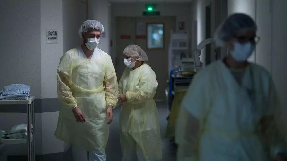 საფრანგეთში ბოლო ერთ დღეში კორონავირუსით 483 ადამიანი გარდაიცვალა