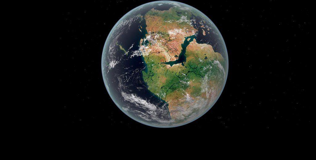 როგორ დაიშალა დედამიწის ბოლო სუპერკონტინენტი და წარმოიქმნა დღევანდელი მსოფლიო