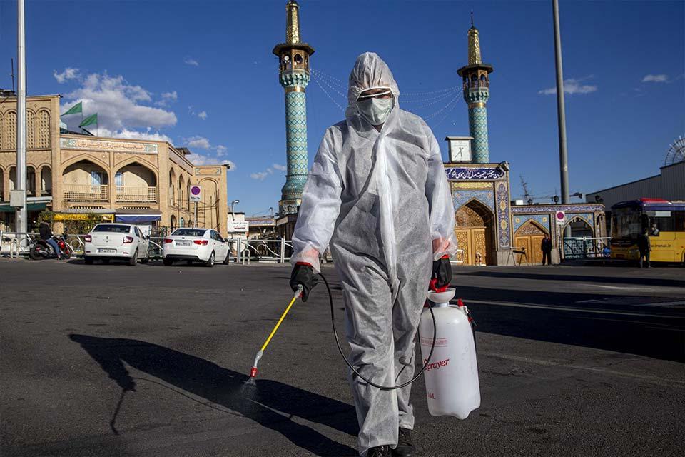 ირანში ბოლო 24 საათში კორონავირუსის2 111 შემთხვევა გამოვლინდა