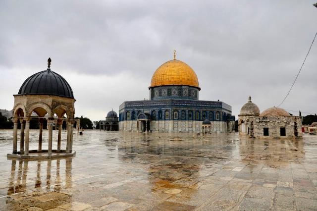 იერუსალიმში ალ-აქსას მეჩეთი მომავალ კვირაში გაიხსნება