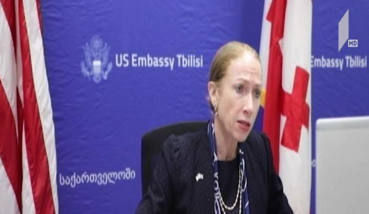 Келли Дегнан - Грузия давно сотрудничает с Агентством США по сокращению угроз в сфере обороны и центрами по борьбе с болезнями