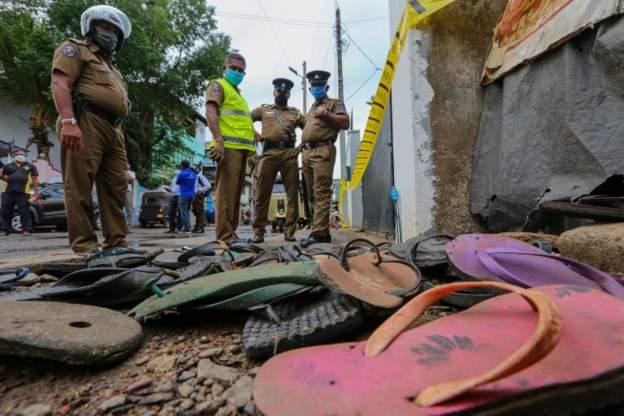 შრი-ლანკაში ფულადი დახმარების დარიგების დროს ჭყლეტისას სამი ადამიანი გარდაიცვალა, რვა კი დაშავდა