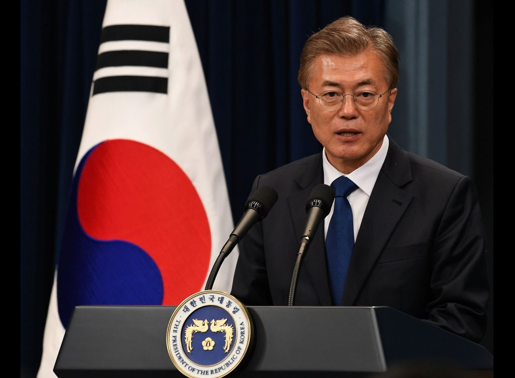 President of South Korea – Georgia plays a pivotal role in South Korea's New Northern Policy