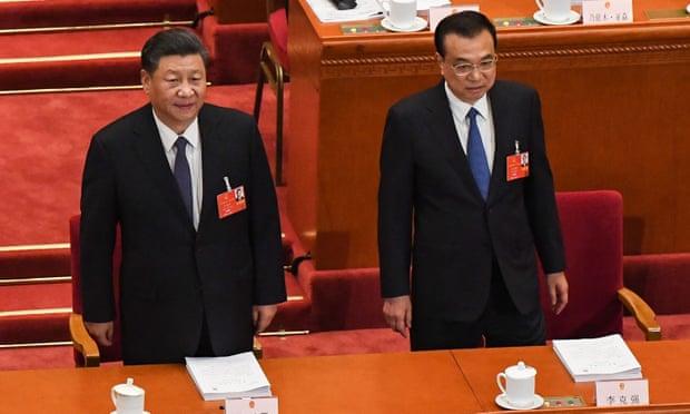 ჩინეთში 1990-წლის შემდეგ პირველად, წელს მშპ-ს სამიზნე მაჩვენებელს არ დააწესებენ