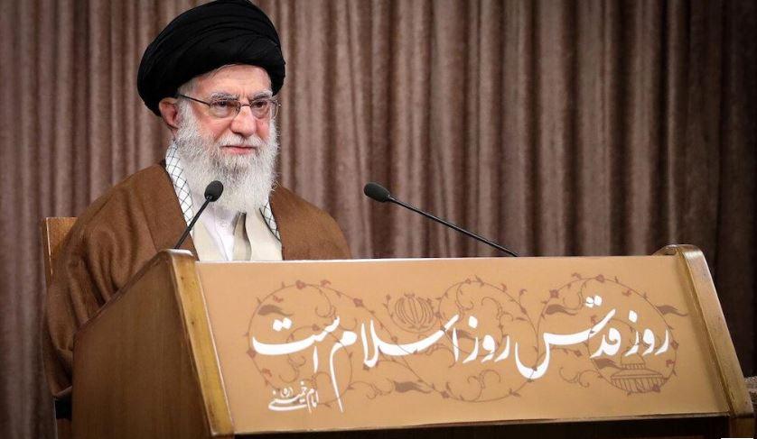 ირანის სულიერმა ლიდერმა ისრაელს ახლო აღმოსავლეთის კიბო უწოდა