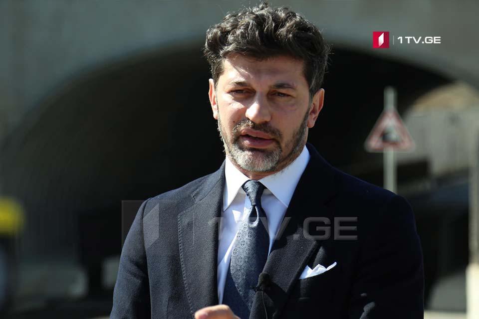 Kakha Kaladze -- From a political point of view, I fully understand President's decision to pardon Ugulava and Okruashvili