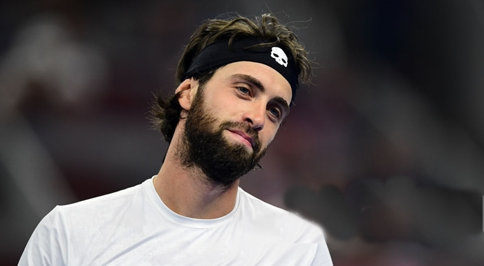 Теннисист Николоз Басилашвили арестован по обвинению в насилии